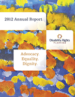 Photograph of Annual Report Cover. Click to open PDF