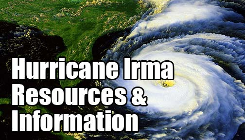 Hurricane Irma Resources and Information